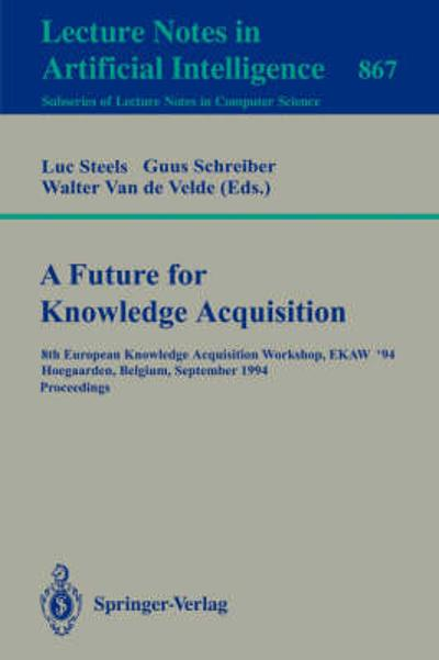 A Future for Knowledge Acquisition - Luc Steels