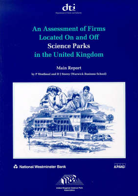 Assessment of Firms Located on and off Science Parks in the United Kingdom - Great Britain: Dept. of Trade & Industry