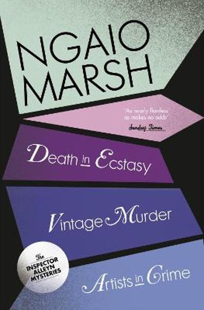 Vintage Murder / Death in Ecstasy / Artists in Crime - Ngaio Marsh