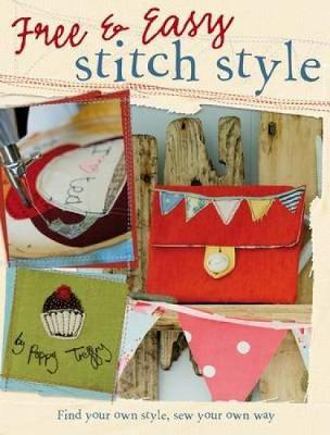 Free and Easy Stitch Style - Poppy Treffry