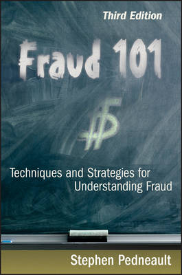 Fraud 101 - Stephen Pedneault