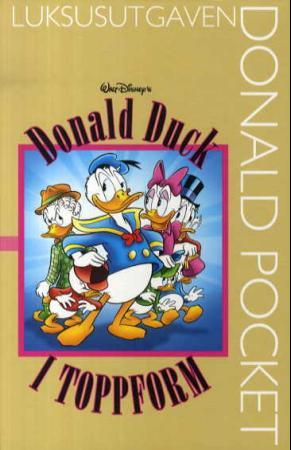 Donald Duck i toppform - Harry Hansen