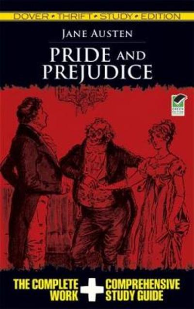 Pride and Prejudice Thrift Study - Jane Austen