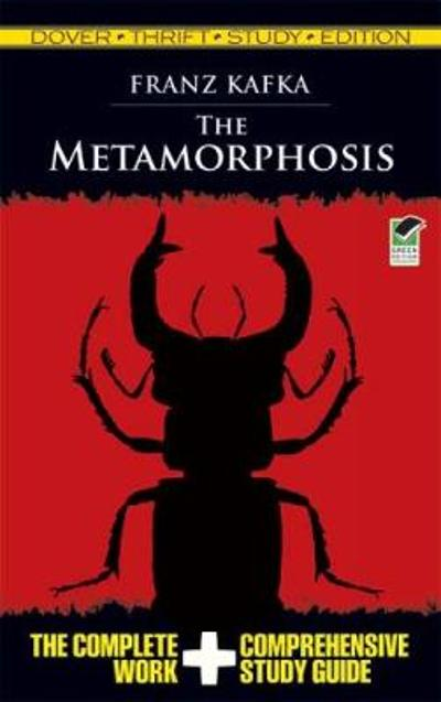 The Metamorphosis Thrift Study Edition - Franz Kafka