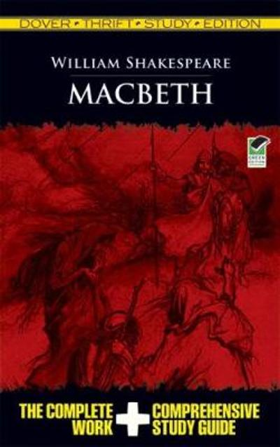 Macbeth Thrift Study - William Shakespeare