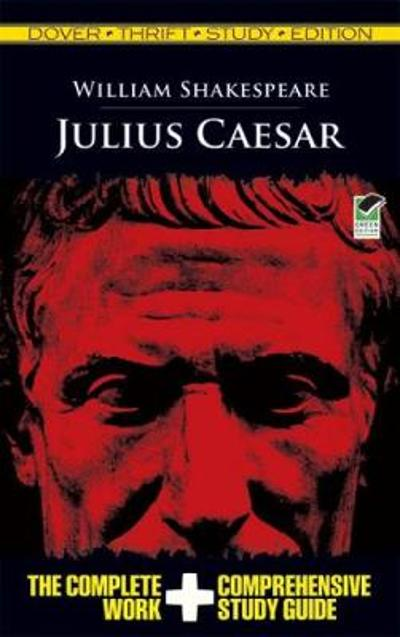 Julius Caesar Thrift Study - William Shakespeare