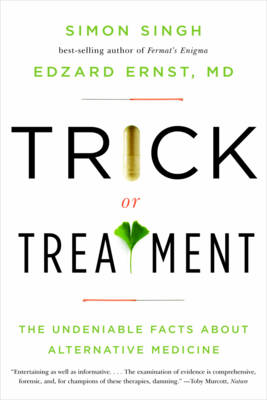 Trick or Treatment - Professor Edzard Ernst
