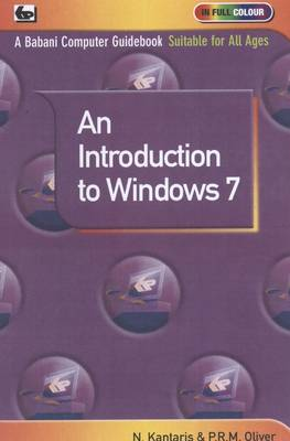 An Introduction to Window 7 - P.R.M. Oliver