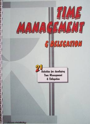 Time Management and Delegation - Sandy Leong