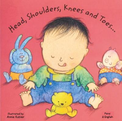 Head, Shoulders, Knees and Toes in Farsi and English - Annie Kubler
