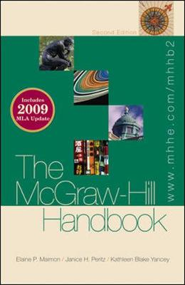 McGraw-Hill Handbook 2009 MLA Update - Elaine P. Maimon