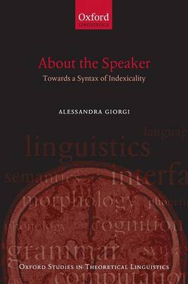 About the Speaker - Alessandra Giorgi