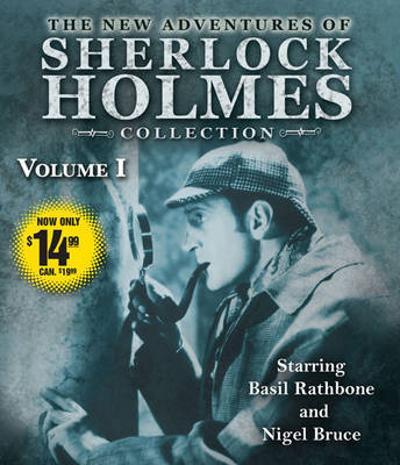 The New Adventures of Sherlock Holmes Collection Volume One - Anthony Boucher