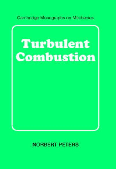 Turbulent Combustion - Norbert Peters