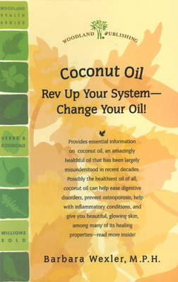 Coconut Oil - Barbara Wexler