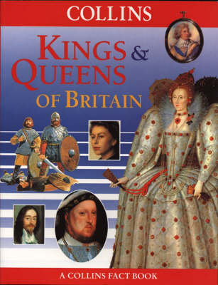 Kings and Queens of Britain - Professor Mary Douglas
