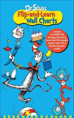 Dr Seuss Flip and Learn Wall Charts - Five Mile Press