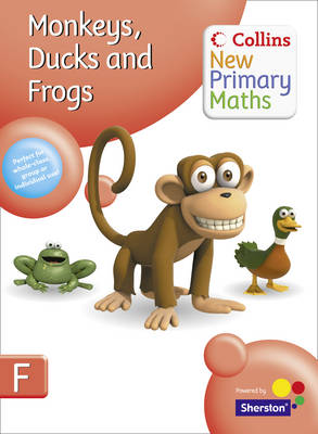 Collins New Primary Maths: Monkeys, Ducks and Frogs -