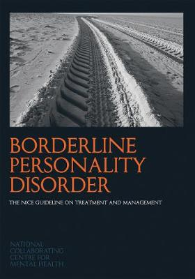 Borderline Personality Disorder - Nccmh