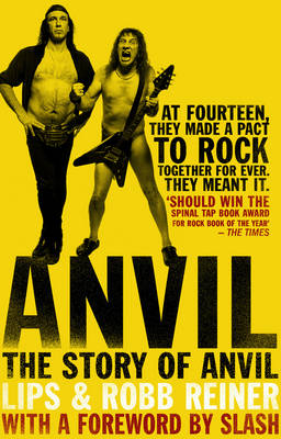 Anvil - Steve Kudlow