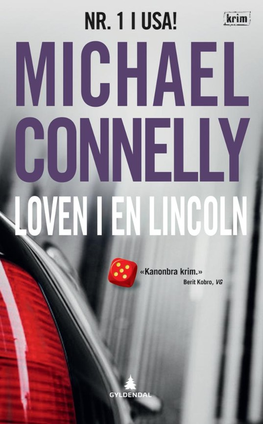 Loven i en Lincoln - Michael Connelly