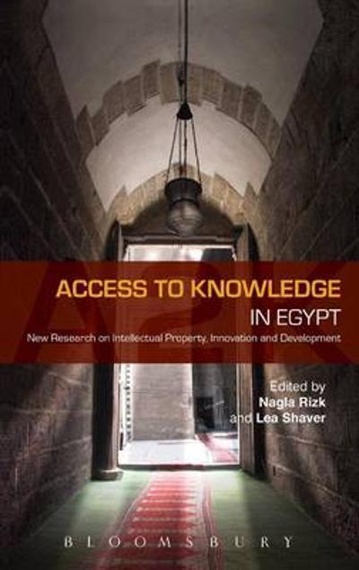 Access to Knowledge in Egypt - Lea Shaver