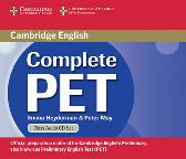 Complete PET Class Audio CDs (2) - Emma Heyderman Peter May