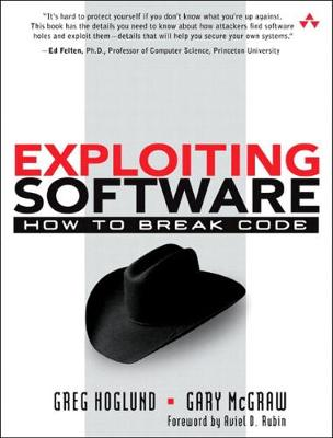 Exploiting Software - Greg Hoglund