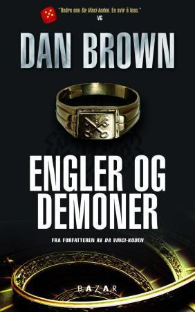 Engler & demoner - Dan Brown