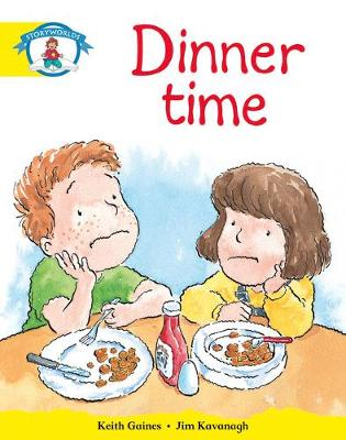 Literacy Edition Storyworlds Stage 2, Our World, Dinner Time - Keith Gaines