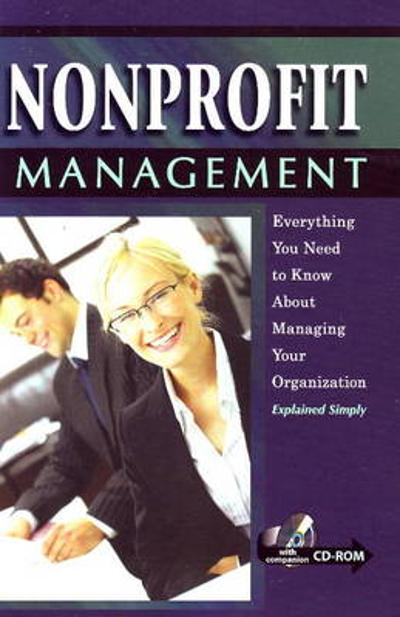 Nonprofit Management - Chastity L. Weese