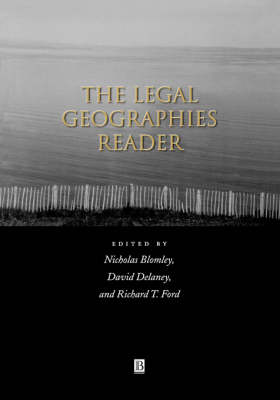 The Legal Geographies Reader - Nicholas Blomley