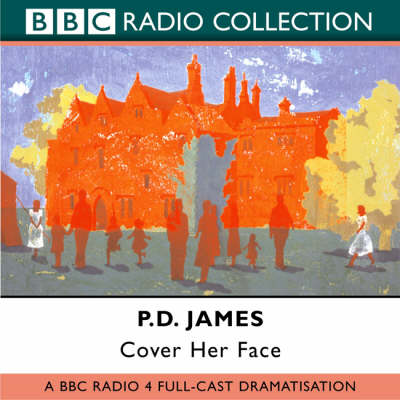 Cover Her Face - P. D. James