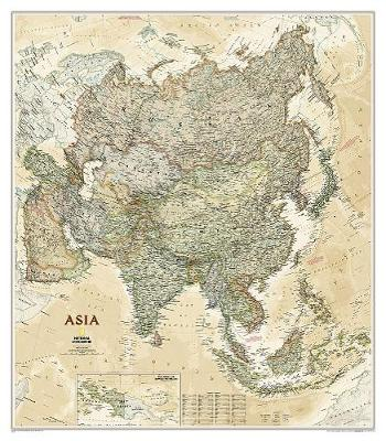 Asia - National Geographic Maps
