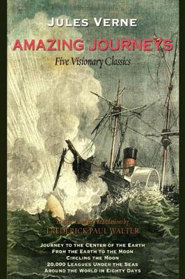 Amazing Journeys - Jules Verne