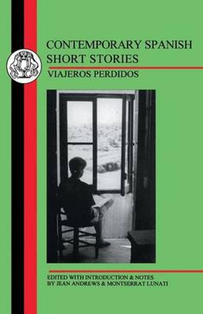 Contemporary Spanish Short Stories - Jean Andrews