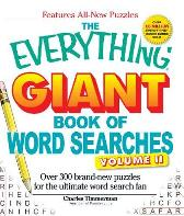 The Everything Giant Book of Word Searches Volume II - Charles Timmerman