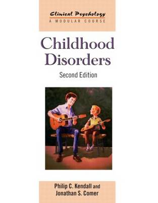 Childhood Disorders - Philip C. Kendall