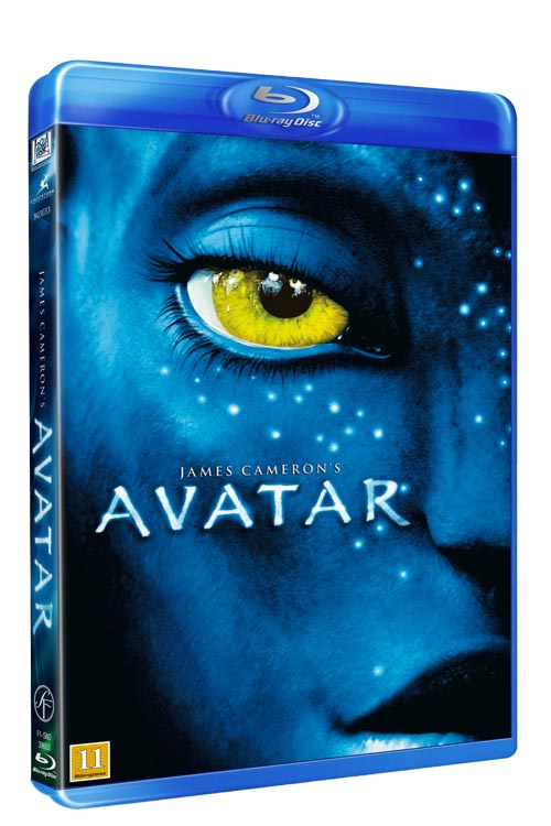 Blu-ray + DVD Avatar - James Cameron