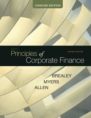 Principles of Corporate Finance - Richard A. Brealey Franklin Allen Richard A. Brealey