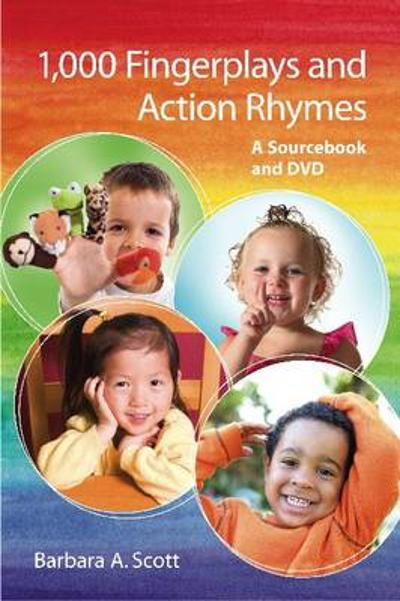 1,000 Fingerplays and Action Rhymes -
