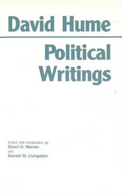 Hume: Political Writings - David Hume