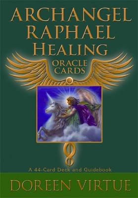 Archangel Raphael Healing Oracle Cards - Doreen Virtue