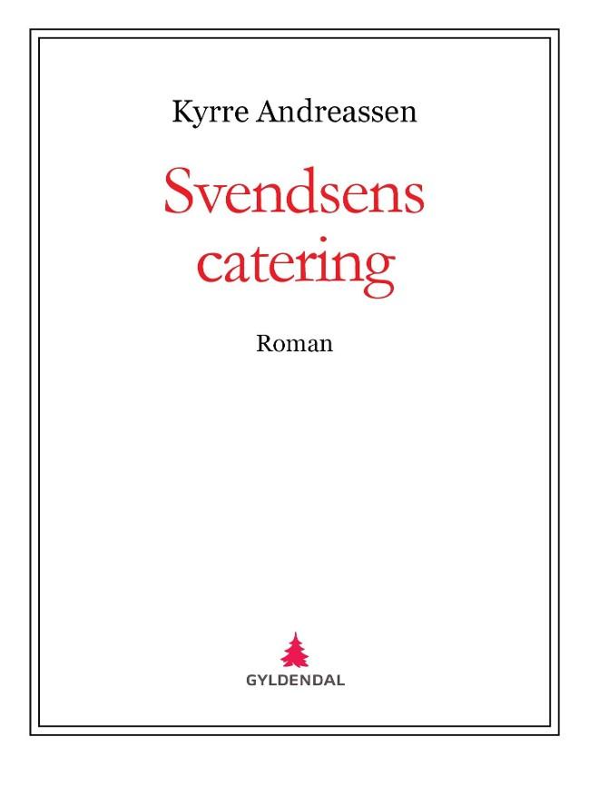 Svendsens catering PDF ePub