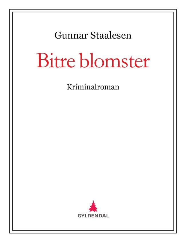Bitre blomster PDF ePub