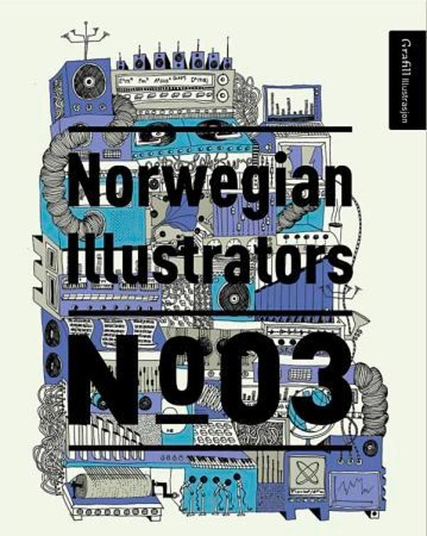 Norwegian illustrators no 03 -        Randi Hobøl            Gunnlaug Moen Hembery