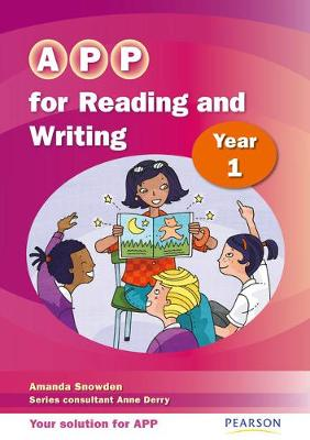 APP for Reading and Writing Year 1 - Amanda Snowden