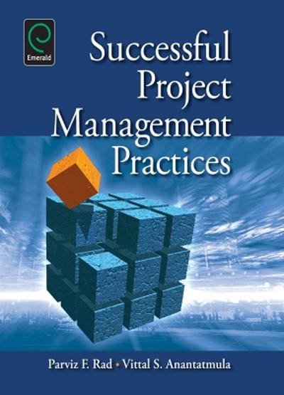 Successful Project Management Practices - Parviz F. Rad