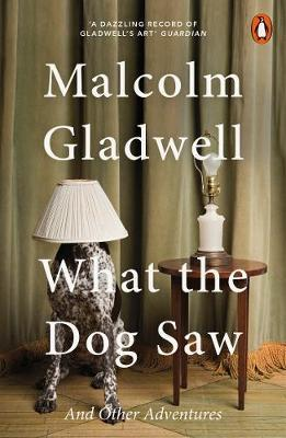 What the dog saw and other adventures - Malcolm Gladwell