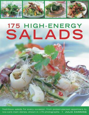 175 High-Energy Salads - Julia Canning